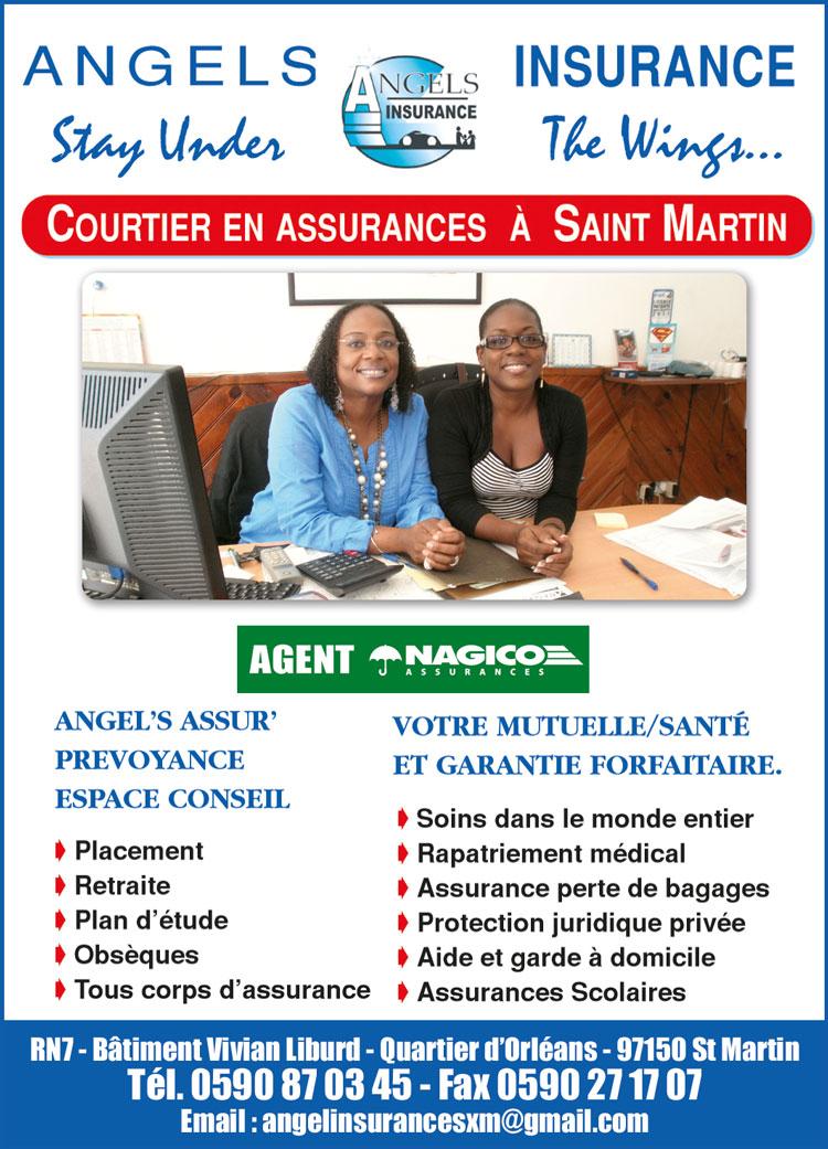 Angel Insurance - Annuaire Téléphonique Saint Martin