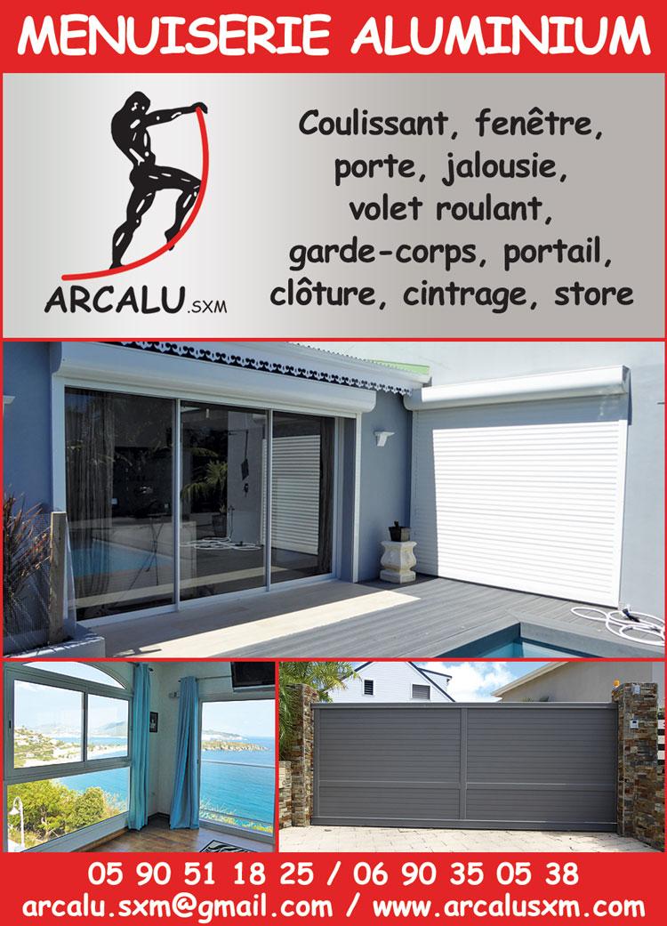 ARCALU - Annuaire Téléphonique Saint-Martin