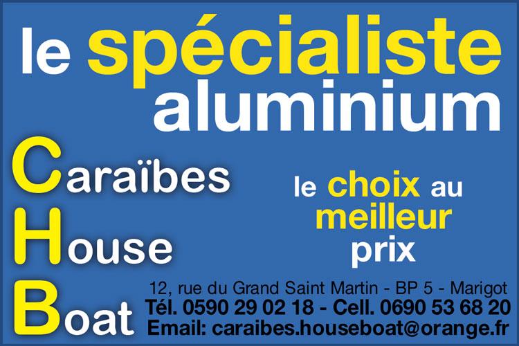 CARAÏBES HOUSE BOAT - Annuaire Téléphonique Saint-Martin