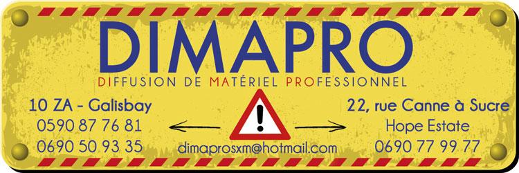 DIMAPRO - Annuaire Téléphonique Saint-Martin
