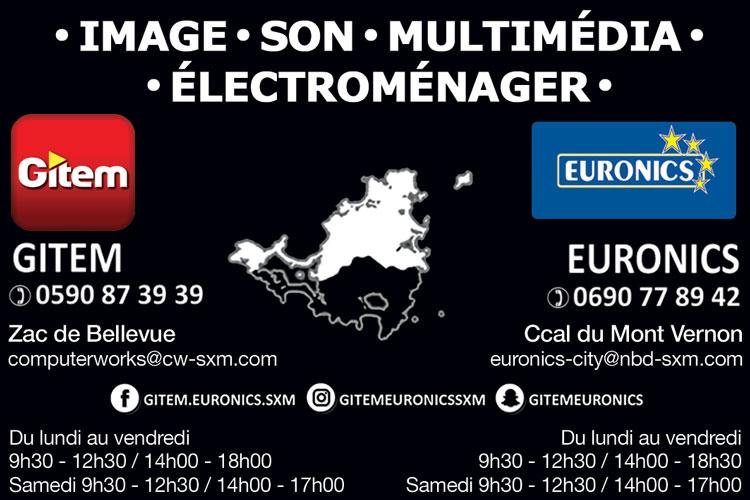 EURONICS - Annuaire Téléphonique Saint-Martin