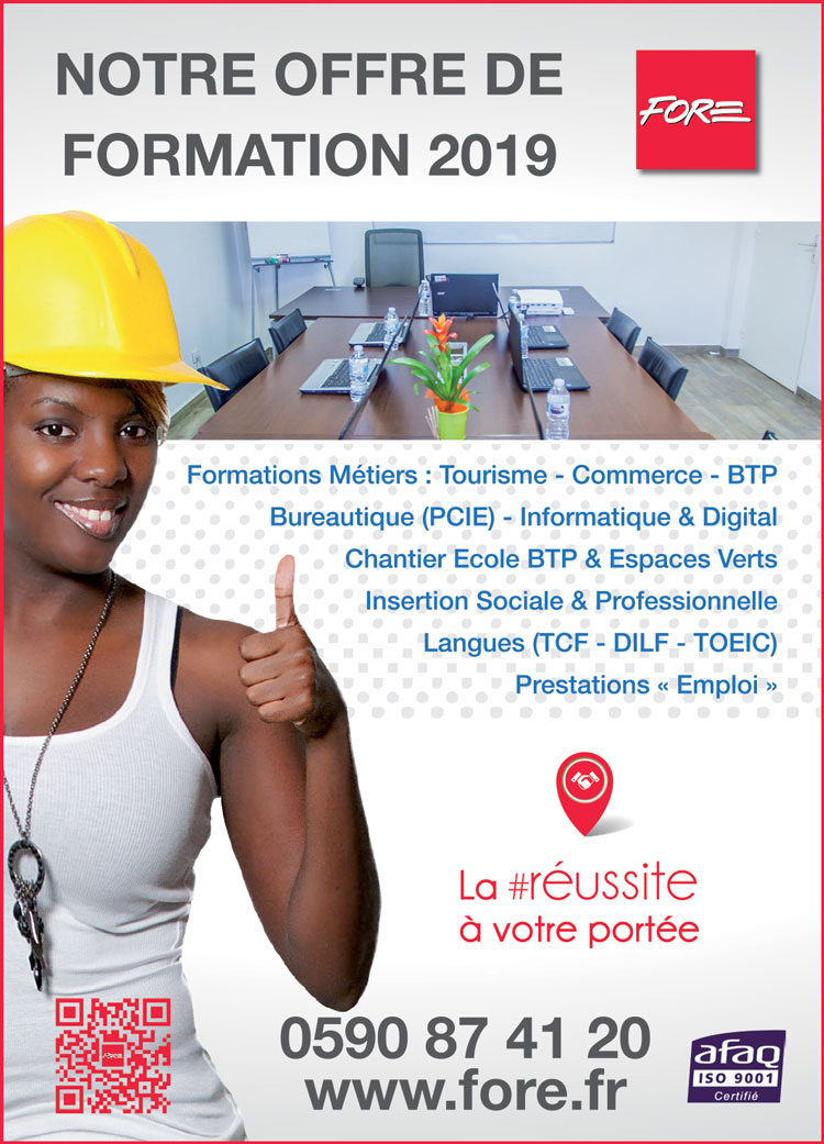 FORE ILES DU NORD - Annuaire Téléphonique Saint-Martin