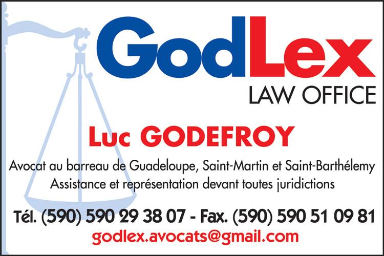GODEFROY LUC - Annuaire Téléphonique Saint-Martin
