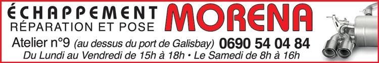 Morena Echappement - Annuaire Téléphonique Saint-Martin