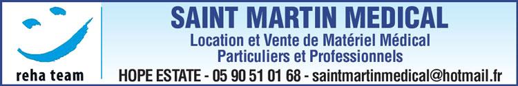 SAINT MARTIN MEDICAL - Annuaire Téléphonique Saint-Martin