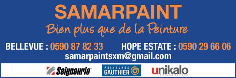 SAMARPAINT - Annuaire Téléphonique Saint-Martin