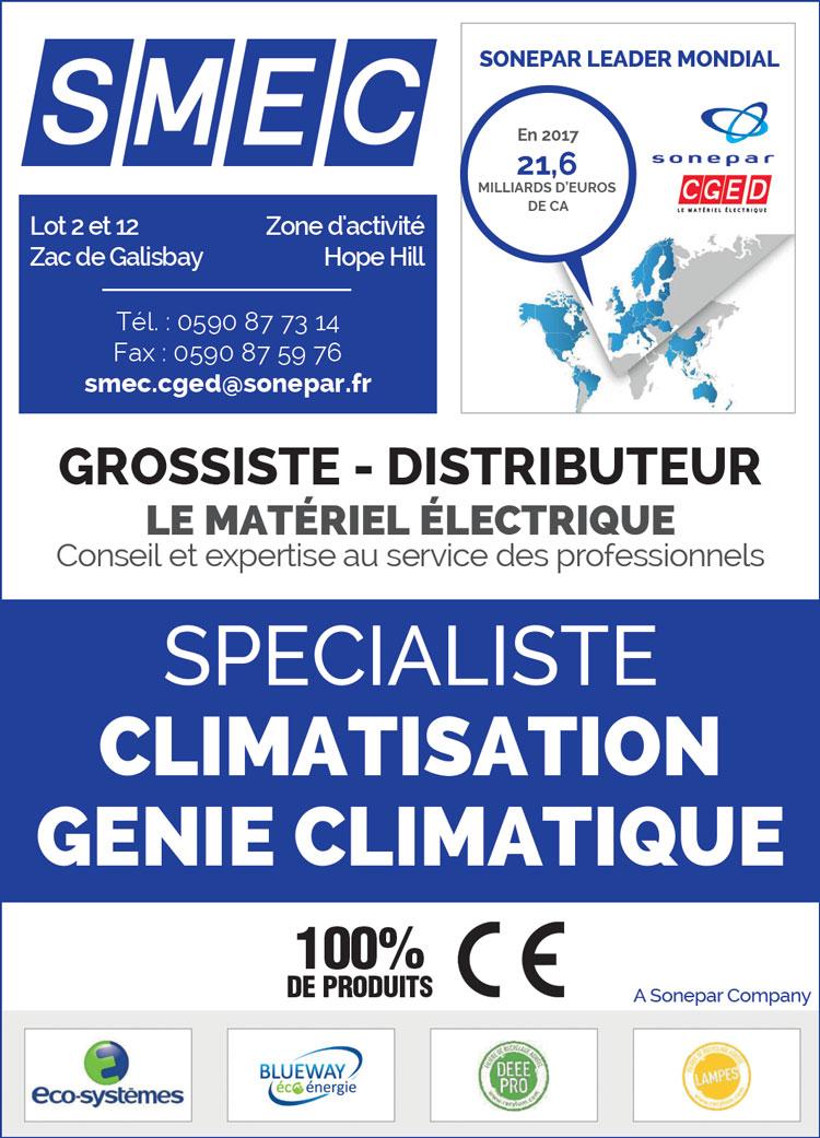 SMEC - Annuaire Téléphonique Saint-Martin
