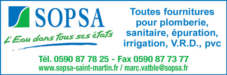 SOPSA - Annuaire Téléphonique Saint-Martin