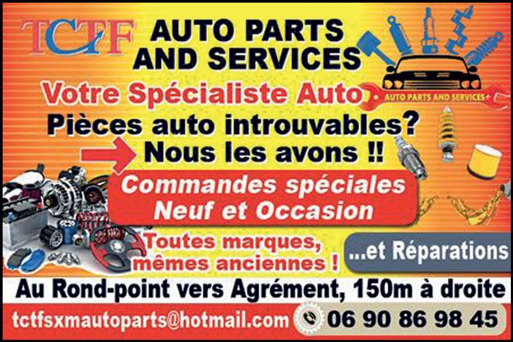 TCTF - Annuaire Téléphonique Saint-Martin