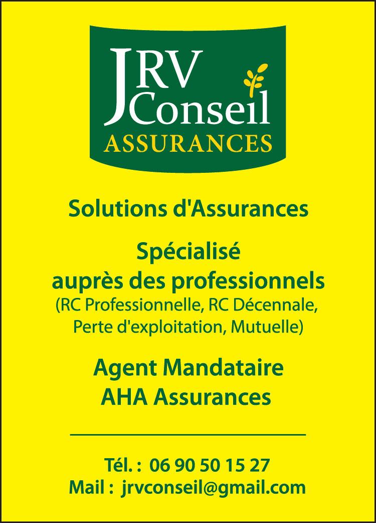 JRV CONSEIL - ASSURANCES - Annuaire Téléphonique Saint-Martin