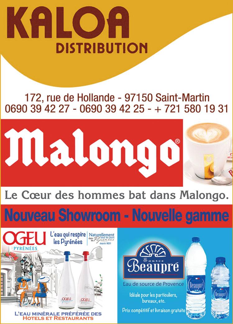 MALONGO - KALOA DISTRIBUTION - Annuaire Téléphonique