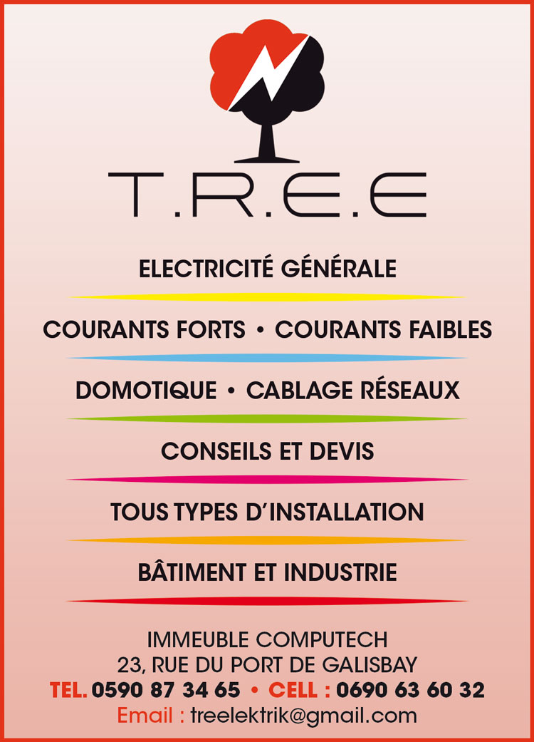 T.R.E.E - Annuaire Téléphonique Saint-Martin
