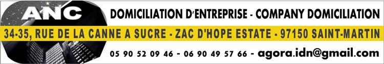 AGORA NET CONSULT - Annuaire Téléphonique Saint-Martin