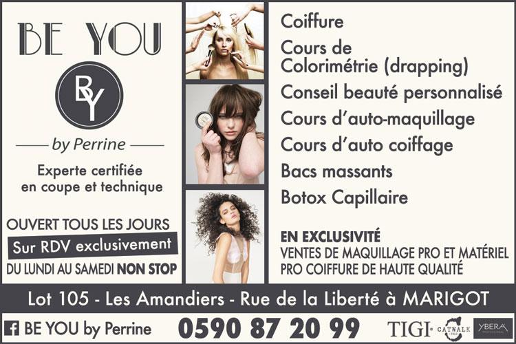 BE YOU BY PERRINE - Annuaire Téléphonique Saint-Martin