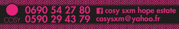 COSY - Annuaire Téléphonique Saint-Martin