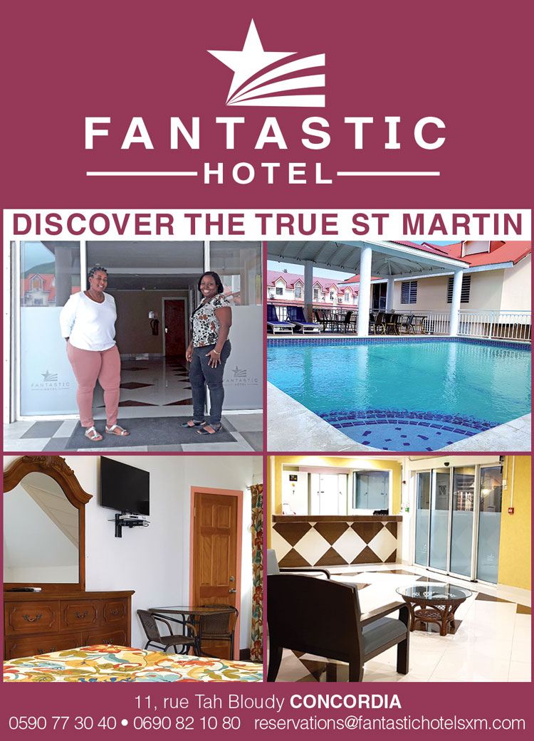 FANTASTIC HOTEL - Annuaire Téléphonique Saint-Martin