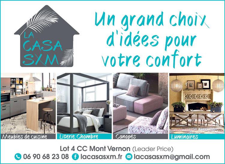 La Casa SXM - Annuaire Téléphonique Saint-Martin