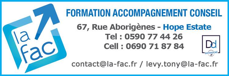 LA FAC - Annuaire Téléphonique Saint-Martin