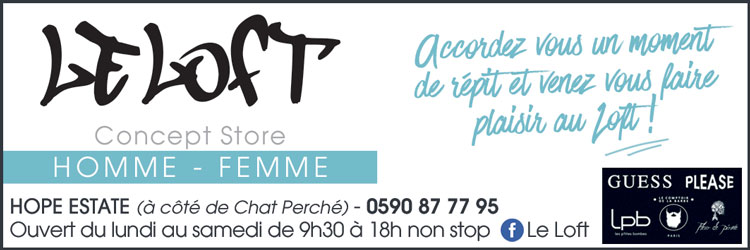 LE LOFT - Annuaire Téléphonique Saint-Martin