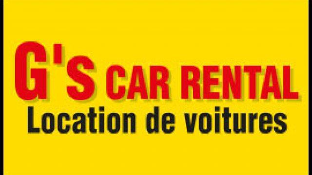 G'S CAR RENTAL