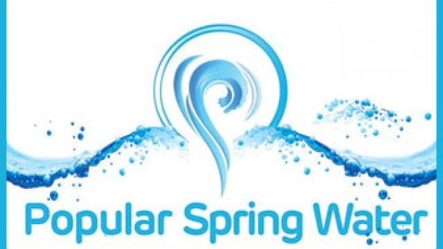 POPULAR SPRING WATER