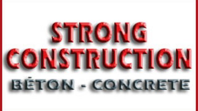 STRONG CONSTRUCTION