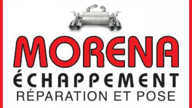 MORENA ECHAPPEMENT
