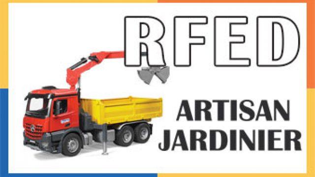 RFED – ARTISAN JARDINIER