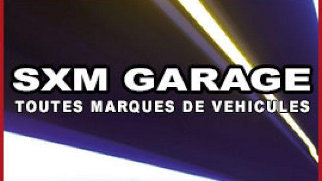 SXM GARAGE