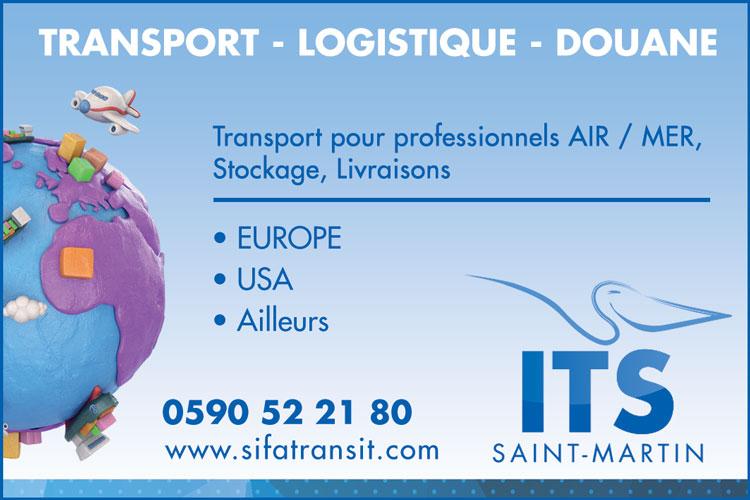 ITS INFO TRANSIT SERVICE SIFA - Annuaire Téléphonique Saint-Martin