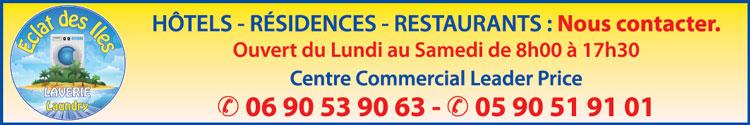 ECLAT DES ILES - Annuaire Téléphonique Saint-Martin