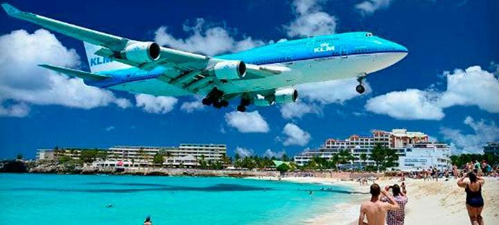 Lieux à visiter à Saint Martin / Sint Maarten