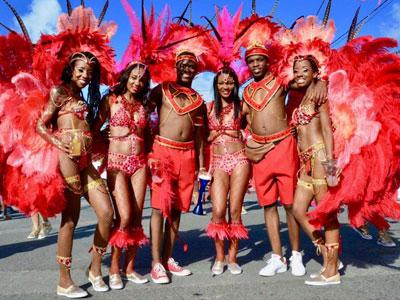 St Martin - St Maarten - événements