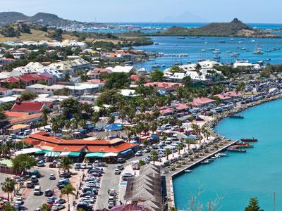 Saint Martin - Sint Maarten - Geographie