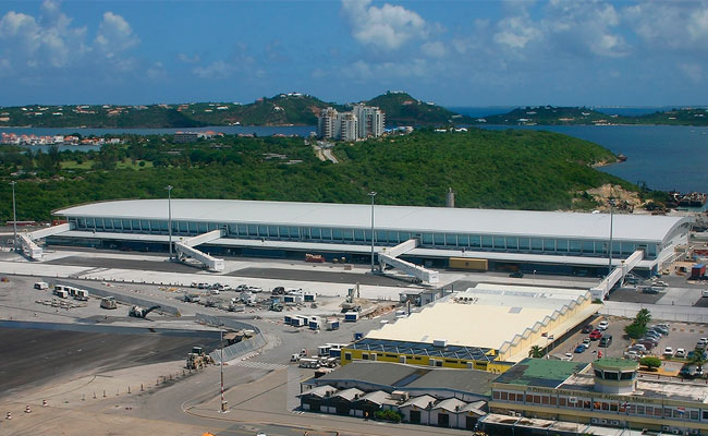 Saint Martin - Sint Maarten - Princess Juliana Airport