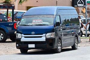 Saint Martin - Sint Maarten - Bus