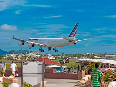 Locations de voitures - Saint Martin - Sint Maarten