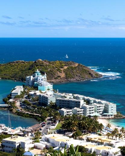 Saint Martin - Sint Maarten - Hotels