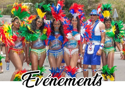 Saint Martin - Sint Maarten - Evénements