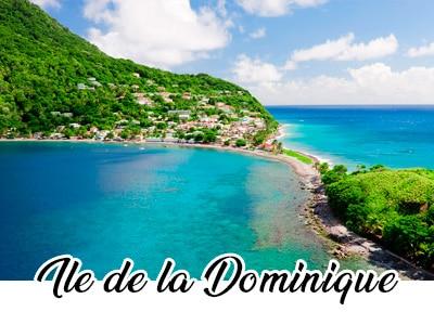 Saint Martin - Sint Maarten - Iles de la Dominique