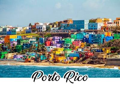 Saint Martin - Sint Maarten - Porto Rico